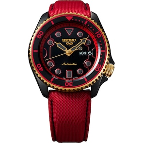 Seiko 5 Sports Street Fighter V Ken Limited Edition