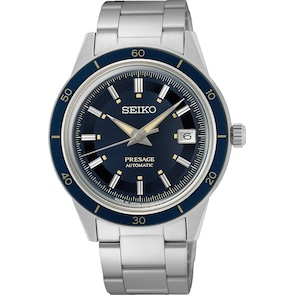 Seiko Presage Style60's Automatique Bleu