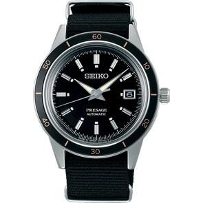 Seiko Presage Style60's Automatique Noir