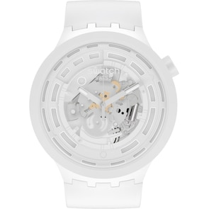 Swatch Big Bold Bioceramic C-White