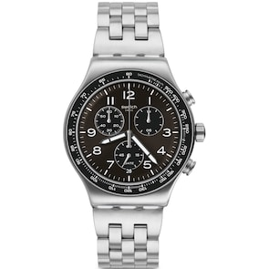 Swatch Irony Chrono Deepgrey