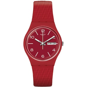 Swatch Original BAU Lazered Day Date