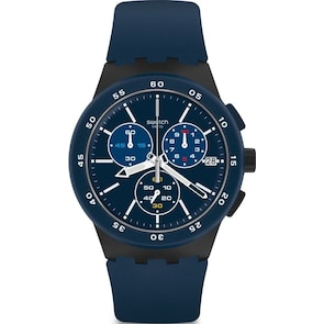 Swatch Original Chrono Blue Steward