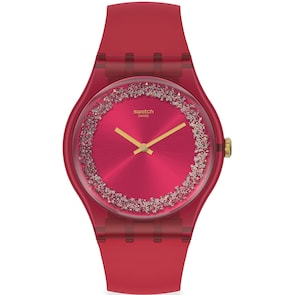 Swatch Original Gent Ruby Rings