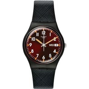 Swatch Original Sir Red Day Date
