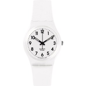 Swatch Original Just White Soft