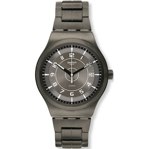 Swatch Sistem51 Irony Brushed Automatique