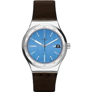 Swatch Sistem51 Irony Classic Lines Hackett Special Edition