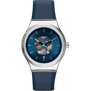 Swatch Sistem51 Irony Lacquered Blurang Automatique