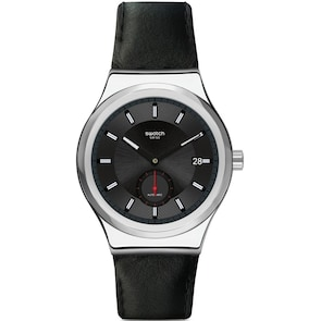 Swatch Sistem51 Irony Petite Seconde Black Automatique