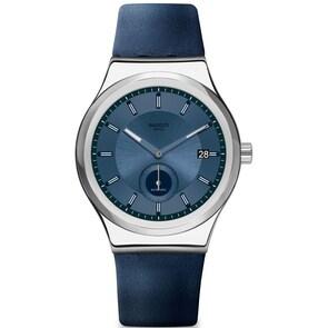 Swatch Sistem51 Irony Petite Seconde Blue Automatique