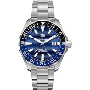 TAG Heuer Aquaracer Calibre 7 GMT Automatique