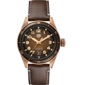TAG Heuer Autavia Calibre 5 COSC Chronometer Bronze