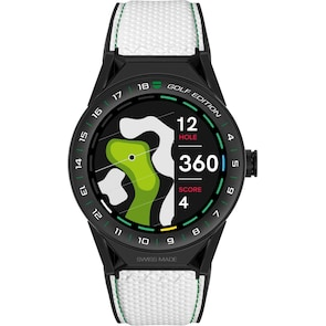 TAG Heuer Connected Modular 45 Smartwatch Golf Edition