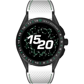 TAG Heuer Connected Smartwatch Golf Edition