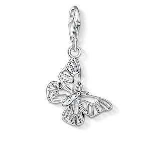 Thomas Sabo Pendentif Charm Papillon