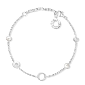Thomas Sabo Bracelet Charm Perles