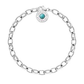 Thomas Sabo Bracelet Charm Turquoise