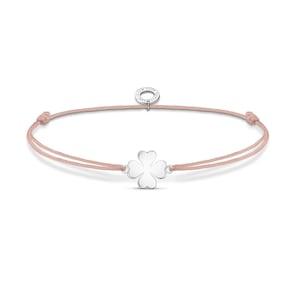 Thomas Sabo Charm Club Bracelet Little Secret trèfle