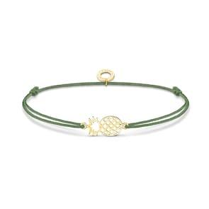 Thomas Sabo Charm Club Bracelet Little Secret ananas