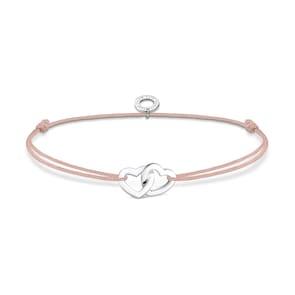Thomas Sabo Charm Club Bracelet Little Secret cœurs