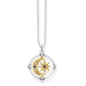 Thomas Sabo Collier Glam & Soul étoile & lune or