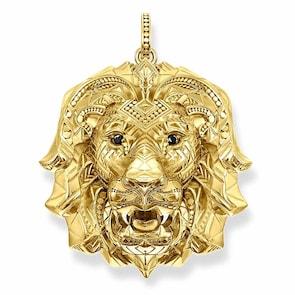 Thomas Sabo Sterling Silver Glam & Soul Pendentif Lion