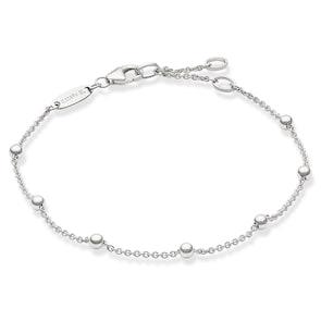 Thomas Sabo Sterling Silver Glam & Soul Bracelet Dots