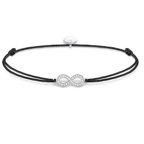 Thomas Sabo Sterling Silver Glam & Soul Bracelet Little Secret Infinity