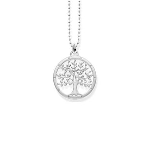 Thomas Sabo Sterling Silver Glam & Soul Chaîne Tree of Love