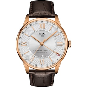 Tissot Chemin des Tourelles GMT Powermatic 80