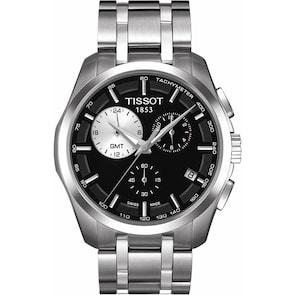 Tissot Couturier Quartz Chronographe GMT