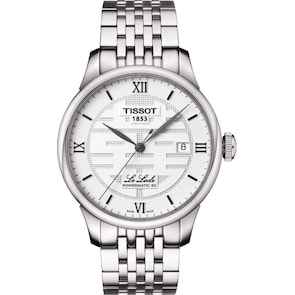 Tissot Le Locle Powermatic 80 Double Happiness