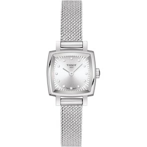 Tissot Lovely Square Diamonds