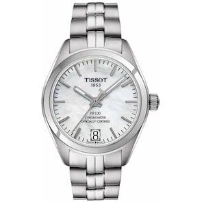 Tissot PR 100 Automatic COSC Chronomètre Lady