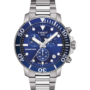 Tissot Seastar 1000 Quartz Chronographe