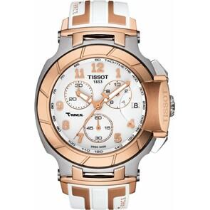 Tissot T-Race Quartz Chronographe Lady