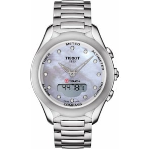 Tissot T-Touch Lady Solar Diamonds
