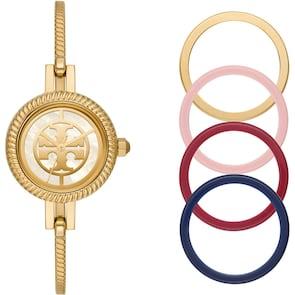 Tory Burch The Reva Top-Ring Set