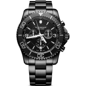 Victorinox Swiss Army Maverick Chronographe Black Edition