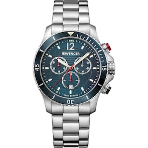 Wenger Seaforce Chrono Diver Bleu Ø 43mm