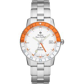 Zodiac Super Sea Wolf GMT Automatic Limited Edition