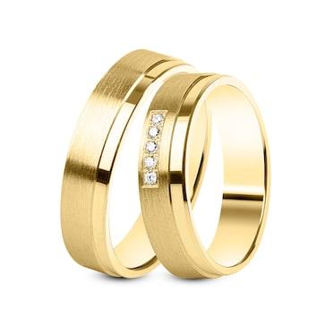 14 carats / 585 or jaune