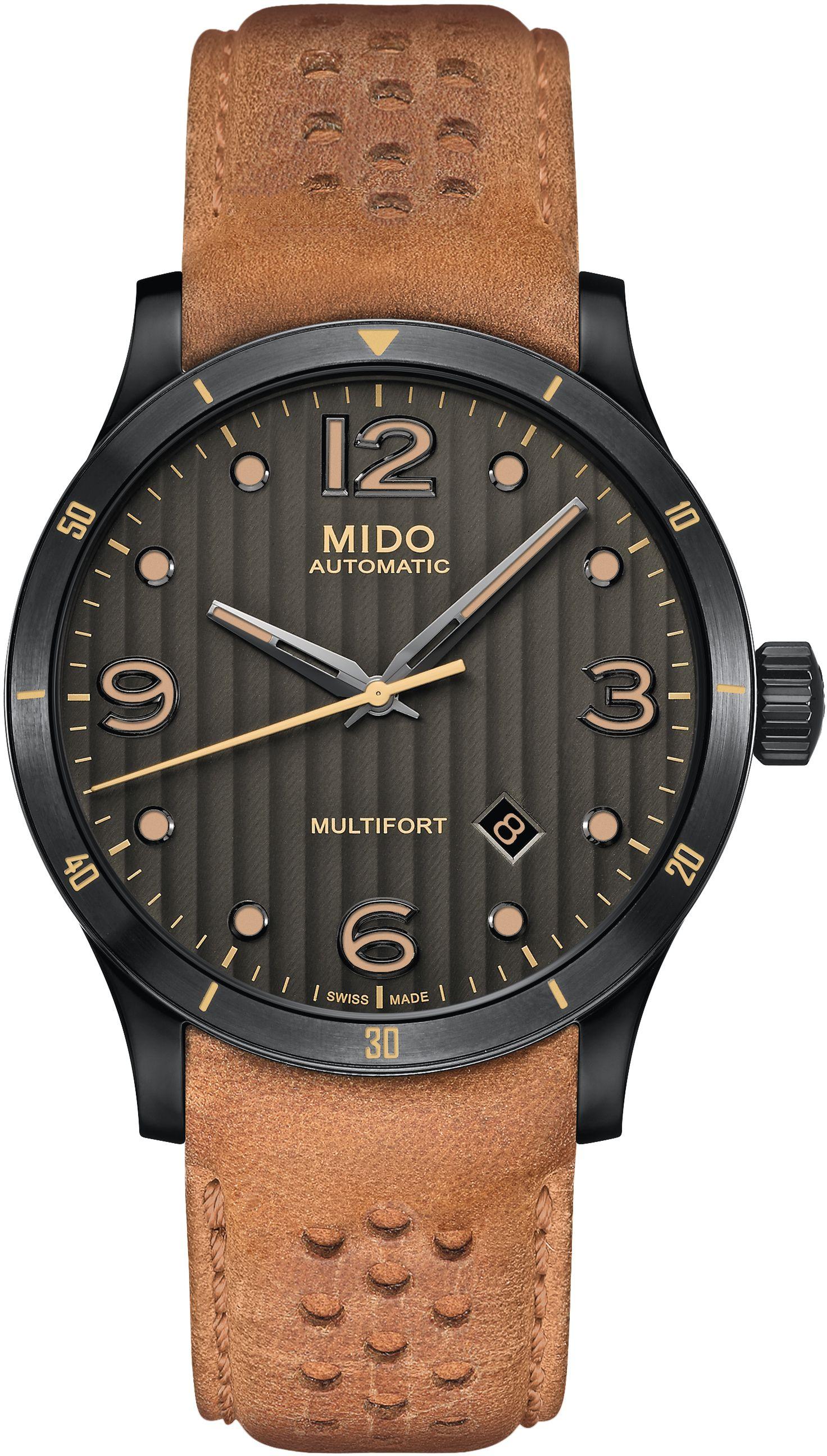 Mido 10 Multifort Automatique HommeM025 36 061 407 Montre eW2IYD9EH