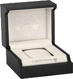 Certina original, dekorative Uhrenbox