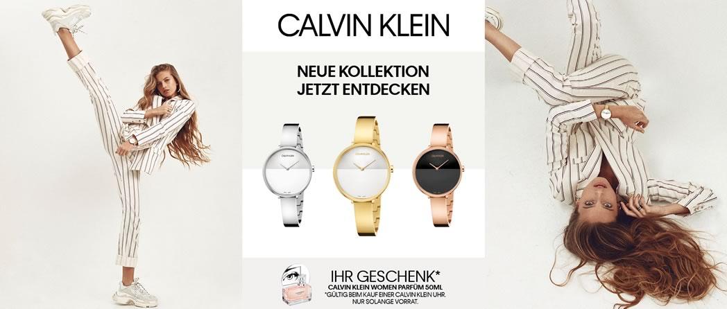 Calvin Klein Uhren und Schmuck