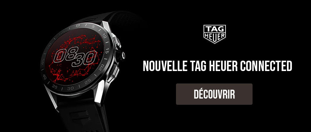 La nouvelle TAG Heuer Connected