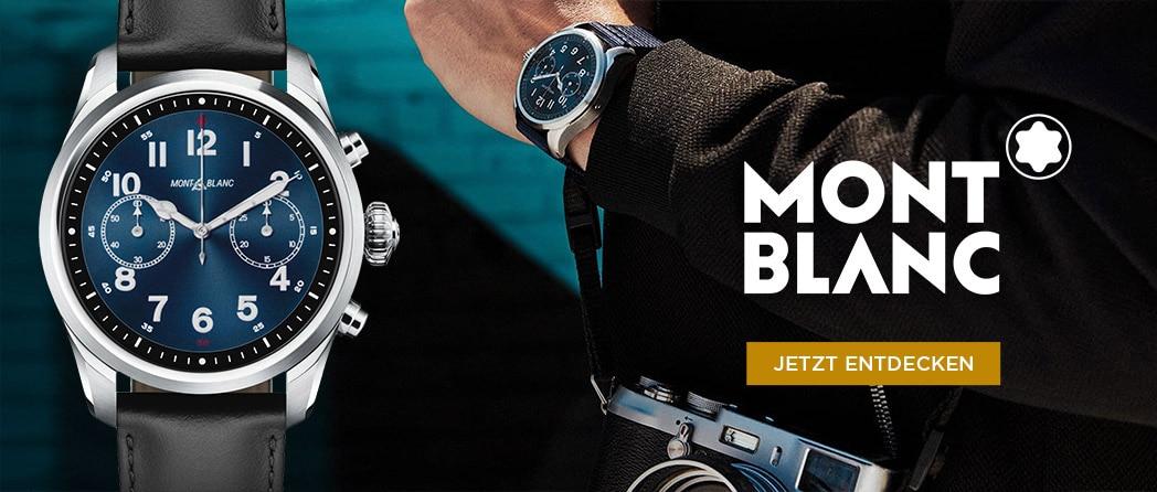 Montblanc Uhren entdecken