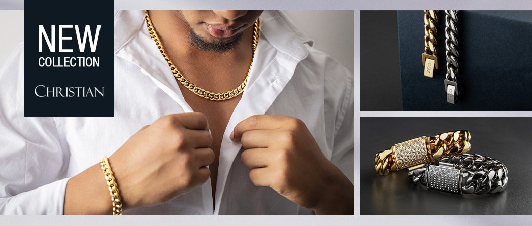 Die neue CHRISTIAN Fashion Jewellery Kollektion entdecken