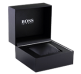 Hugo Boss original, dekorative Uhrenbox